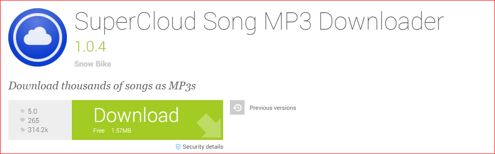 descargar supercloud music mp3