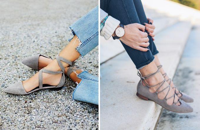 26e161a750 Bailarinas estampadas  estas zapatillas son perfectas con muchos tipos de  prendas  y vienen en múltiples diseños y colores  estampados
