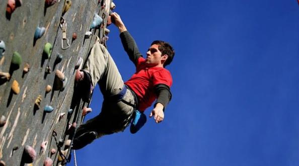 escalada como deporte
