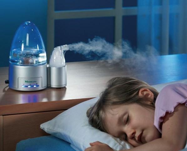 humidificadores para bebes