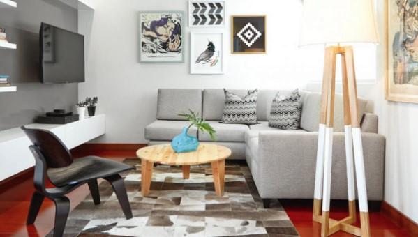 decorar la sala de estar