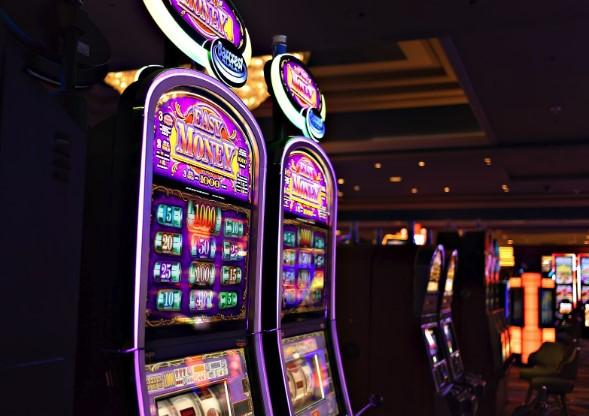 slots y casinos