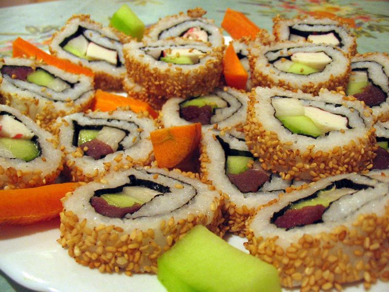 Cómo Hacer Sushi Fácil En Casa Hogar Y Decoración