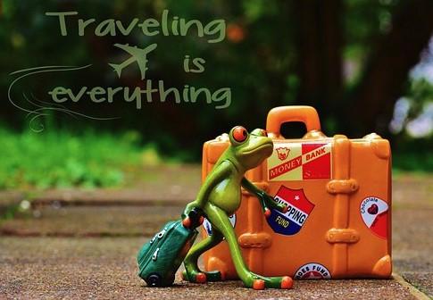 viajar lo es todo