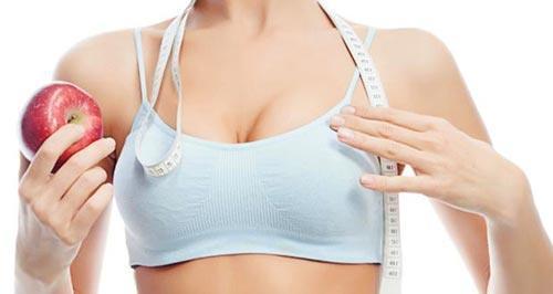 Endurecer los senos