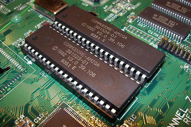 Memoria RAM y memoria ROM