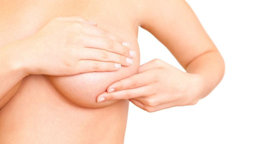 Autoexamen de senos