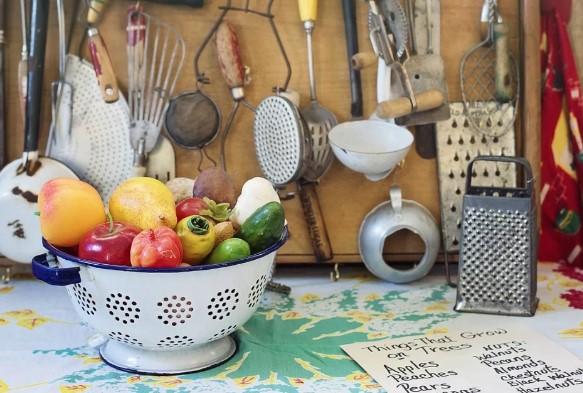 accesorios de cocinas modernas