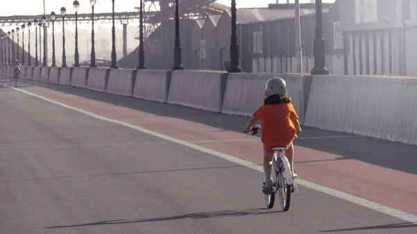 elegir una bicicleta