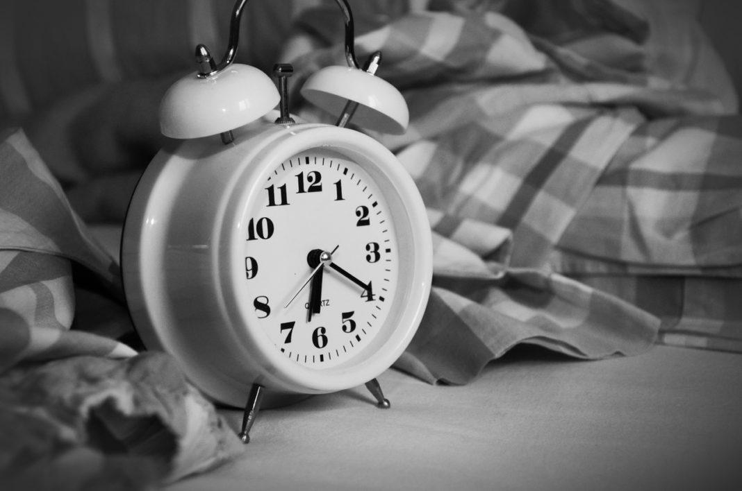 me despierto varias veces por la noche