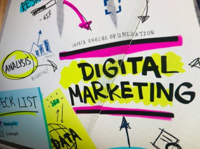 Dibujos sobre marketing digital
