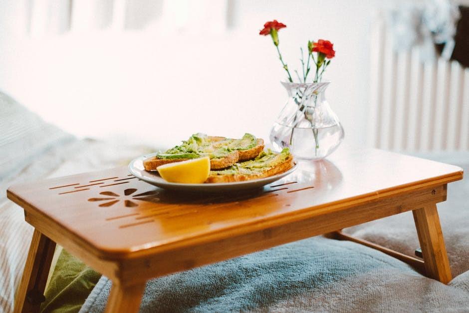 desayuno romántico