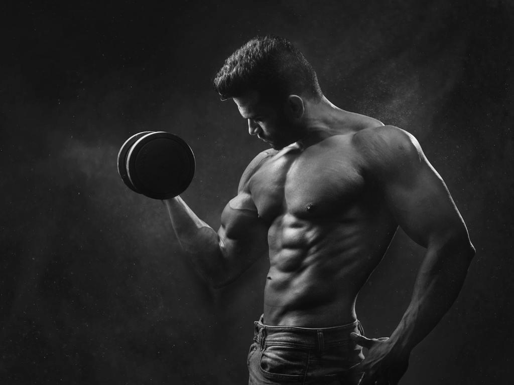 causas de perdida de masa muscular