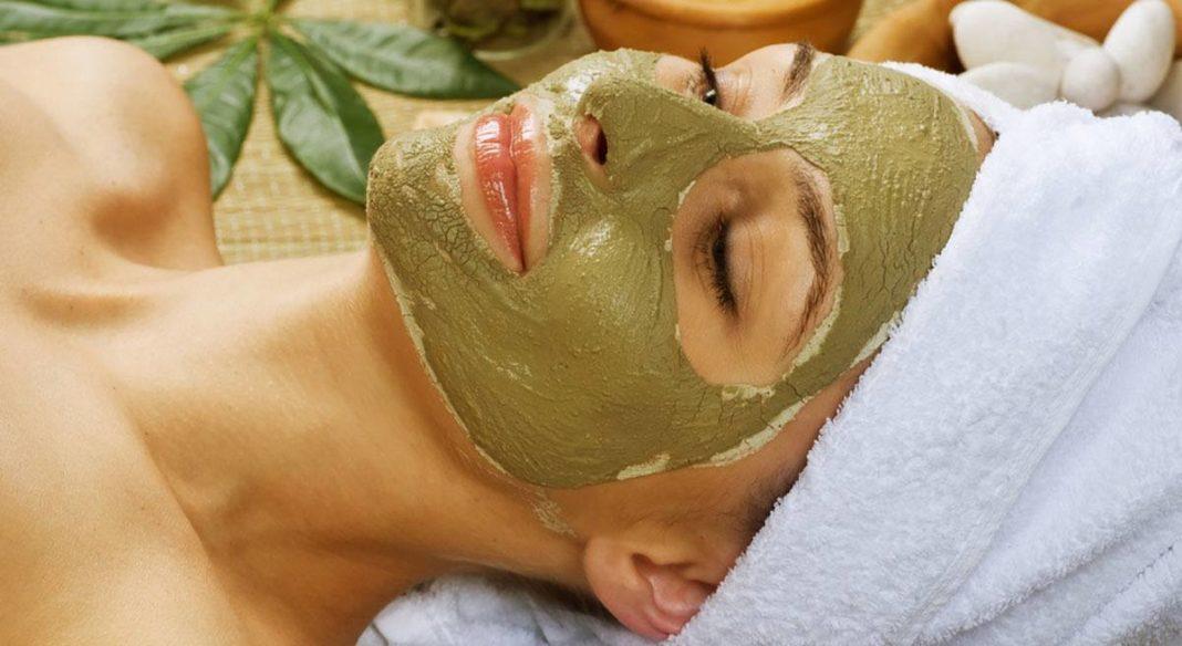 propiedades de la arcilla verde para la piel